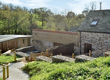 Disabled Holidays - Snowdrop Cottage- Cornwall, England