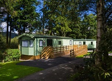 Disabled Holidays - Derwent Caravan - Newby Bridge Country Caravan Park, Broughton Mills - England