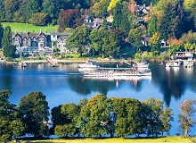 Disabled Holidays - Lakeside Hotel & Spa, Lake Windmere, Broughton Mills - England
