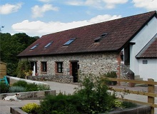 Disabled Holidays - The Granary - Smallicombe Farm, South Devon, England