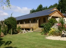 Disabled Holidays - Ashridge Farm B&B, Crediton, Devon, England