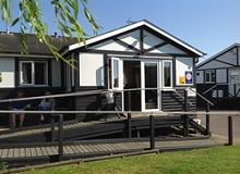 Disabled Holidays - Horning Lodge, Horning, Norfolk, England