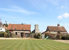 Disabled Holidays - Owl Barn - Norfolk Disabled-Friendly Cottages, Accessible Cottages, Norfolk, England