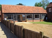 Disabled Holidays - The Cew Yard - Norfolk Disabled-Friendly Cottages, Accessible Cottages, Norfolk, England