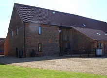 Disabled Holidays - The Dresser - Norfolk Disabled-Friendly Cottages, Accessible Cottages, Norfolk, England