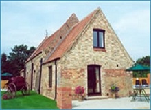 Disabled Holidays - Archway Barn - Thorpland Manor Barns, Accessible Cottages, Norfolk, England