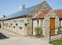 Disabled Holidays - Swift Cottage - Mel House Cottages, Pickering, North Yorkshire, England