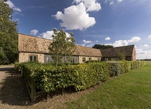 Disabled Holidays - lice Cottage - Nene Valley Cottages, England