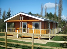 Disabled Holidays - Self Catering Lodge, Applecroft, Mawdesley, Lancashire - Owners Direct, England