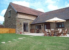 Disabled Holidays - The Cow Shed - Green Holiday Barns, Wheathill - Owners Direct, England