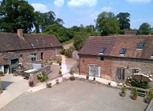 Disabled Holidays - Tugford Farm, Shropshire - Disabled Holidays