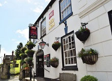 Disabled Holidays - Red Lion Coaching Inn - Shropshire, England