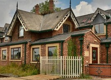 Disabled Holidays - The Old Station, Leaton, Shrewsbury Shropshire, England