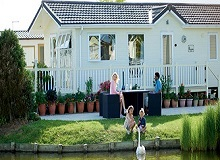 Disabled Holidays - Haven Holidays The Orchards, Accessible Caravans, Essex, England