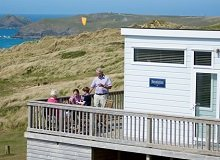 Disabled Holidays - Haven Holidays Perran Sands - Cornwall - Owners England