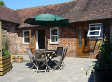 Disabled Holidays - Stable Cottage Heath Farm, Plumpton, Sussex, England