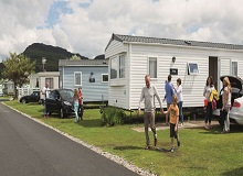 Disabled Holidays - Greenacres Haven Holidays, Gwynedd, Wales
