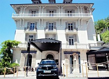 Disabled Holidays - Grand Hotel Belfry, Lourdes