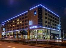 Disabled Holidays - Novotel Muenchen City Arnulfpark - Munich, Germany