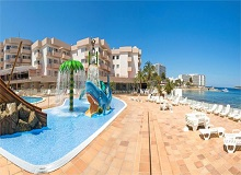 Disabled Holidays - Playa Bella Apartments, San Antonio, Ibiza - San Antonio, Ibiza