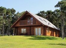 Disabled Holidays - Hill Of Maunderlea Lodges, Disabled Holidays, Aberdeenshire, Scotland