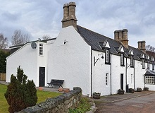 Disabled Holidays - The Inver Lodge, Aberdeenshire, Scotland