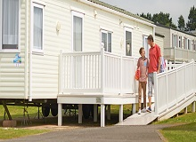 Disabled Holidays - Haven Holidays Seton Sands Caravans, East Lothian, Scotland, UK