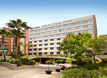 Disabled Holidays - Senator Barcelona Spa Hotel- Barcelona Hotels