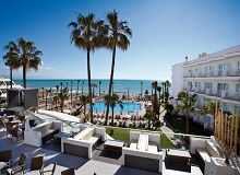 Disabled Holidays - Hotel Riu Nautilus, Malaga, Costa Del Sol, Spain