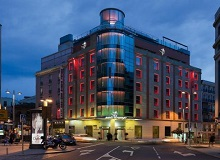 Disabled Holidays - Hotel Santo Domingo, Madrid, Spain