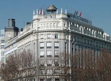 Disabled Holidays - NH Madrid Nacional Hotel, Madrid, Spain
