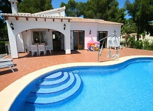 Disabled Holidays - La Cala Of Javea , Javea, Costa Blanca - Owners Direct, Spain