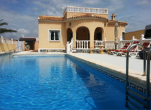 Disabled Holidays - Disabled Villa, Torrevieja, Costa Blanca - Owners Direct, Spain