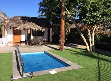 Disabled Holidays - Details Stone Houses, Tenerife