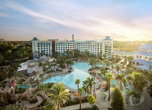 Disabled Holidays - Hard Rock Hotel Orlando USA