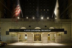Accessible Accommodation - Intercontinental New York Barclay Hote, New York