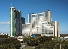 Disabled Holidays - Hyatt Regency Orlando USA