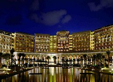 Disabled Holidays - Grand Hyatt - Abu Dhabi