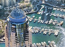 Disabled Holidays  - Marriott Harbour Hotel and Suites, Dubai Marina - Dubai