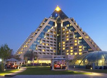 Disabled Holidays - Raffles Dubai - Dubai, United Arab Emirates