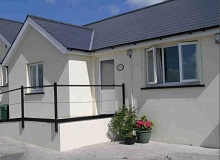 Disabled Holidays -Holly Bngalow, Whitland, Carmarthenshire, Wales