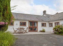 Disabled Holidays - Dinefwr Cottage, Carmarthenshire, Wales