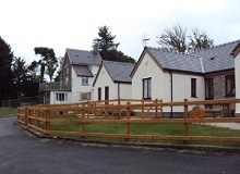 Disabled Holidays - The Workshop Cottage, Bryncarnedd Country Cottages, Ceredigion, Wales