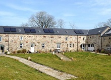 Disabled Holidays - The Cart House, Asheton Eco Barns, Wales
