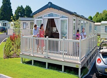 Disabled Holidays - Accessible Caravans, Haven Holidays Kiln Park, Pembrokeshire, Wales