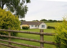 Disabled Holidays - The Bungalow - Cefncoedbach Farm, Powys, Wales