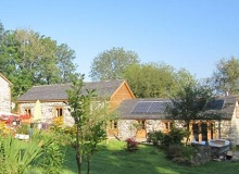 Disabled Holidays - The Lower Barn - Tyddyn Retreat, Powys, Wales