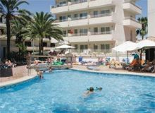Disabled Holidays - Hotel Cap de Mar, Cala Bona,  Majorca