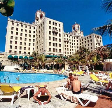 Hotel Nacional De Cuba Havana Exterior