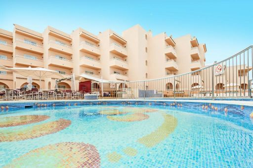 Disabled Holidays - Aparthotel Rosamar, Ibiza
